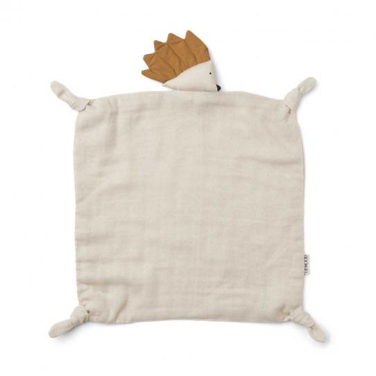 Doudou Lange Agnete - Hedgehog sandy