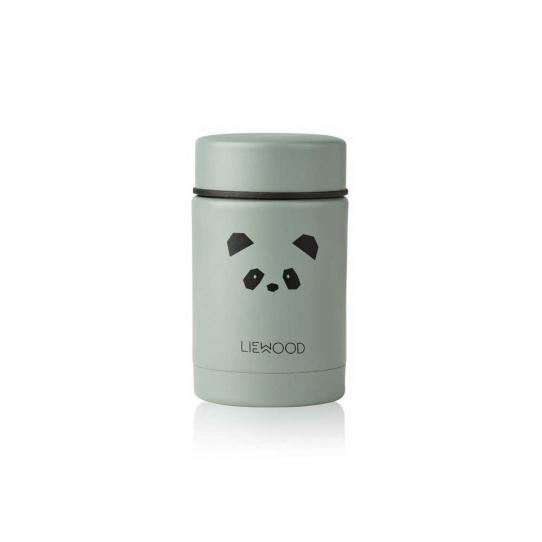 Boîte repas isotherme Nadja 250 ml - Panda peppermint