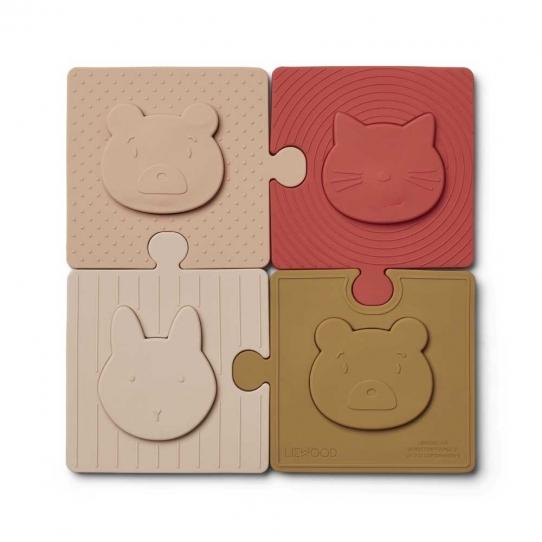 Puzzle Bodil - Rose