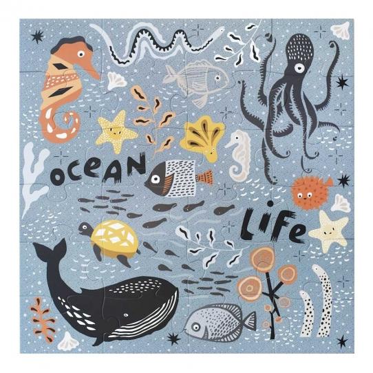 Puzzle - Ocean life