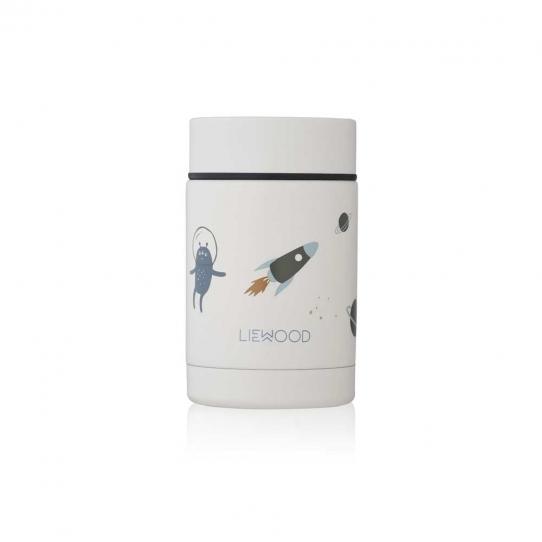Boîte repas isotherme Nadja 250 ml - Space sandy