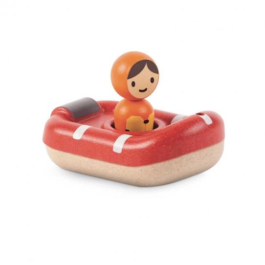 Jouet de Bain Mon bateau de sauvetage