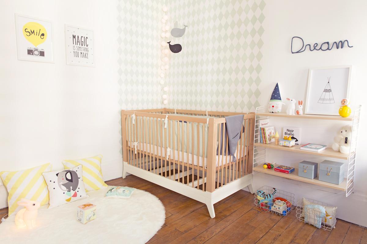 chambre simple moderne. Black Bedroom Furniture Sets. Home Design Ideas